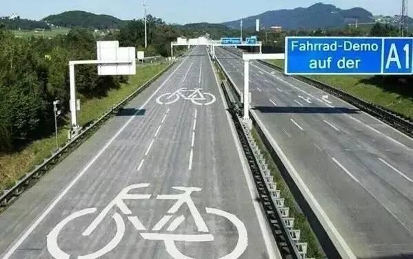 Beijing plant den ersten Radweg nur für Fahrräder