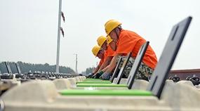 China Railway baut Zugstrecke in Russland