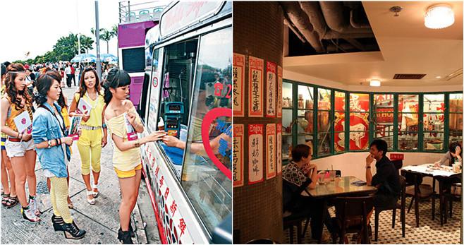 Ein Stückchen Hongkong: Die Hongkonger Küche