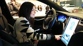 Tesla plant neue Autofabrik in Shanghai