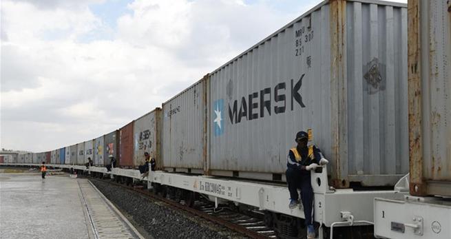 Chinesische Reishilfe erreicht Kenia