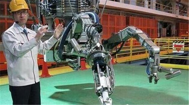 China stellt ersten Roboter für nuklearen Notfall vor