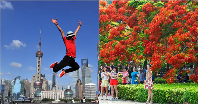 Die zehn chinesischen Städte mit dem höchsten Monatsgehalt