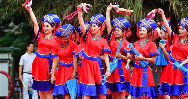 Das Volk der Yao feiert das Zhuzhu-Festival