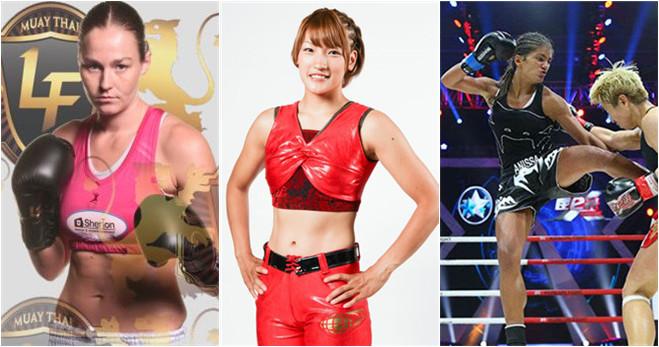 Die besten zehn weiblichen Pound-For-Pound-Boxer