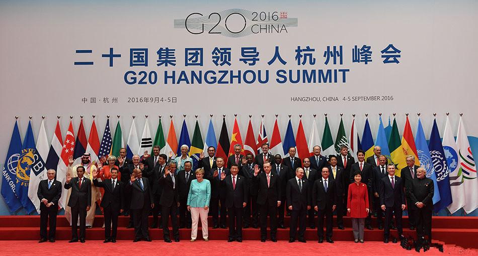Merkel würdigt Chinas Beitrag zur G20