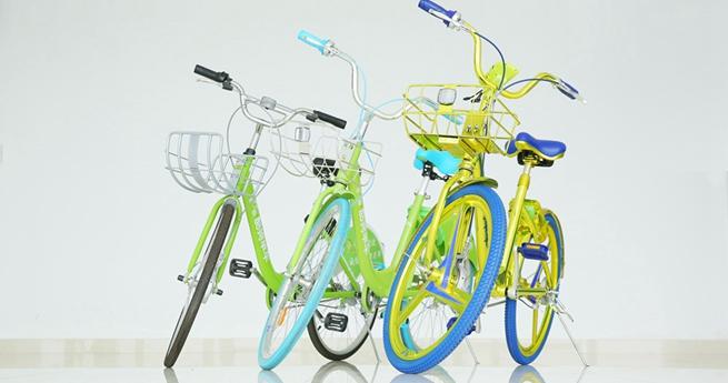 """酷骑单车: 载着""""黑科技""""骑上共享经济的快车道"""