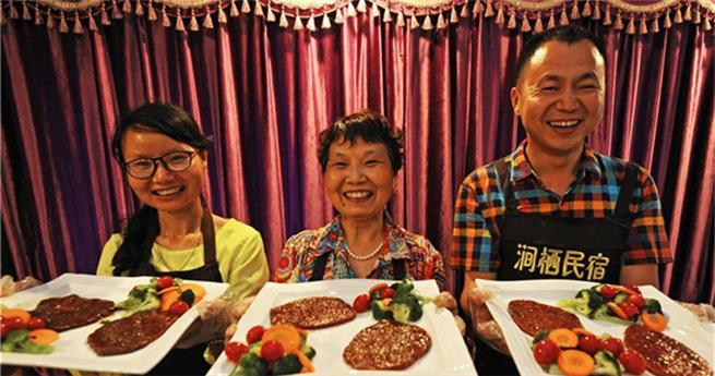 Cao Shuiying: Von Dorffrau zu Haushälterin des Landgasthauses