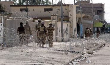 47 IS-Kämpfer bei irakischen Luftschlägen in Mossul getötet