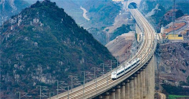 Chinesische Hochgeschwindigkeitszüge: Chinas Visitenkarte der Moderne