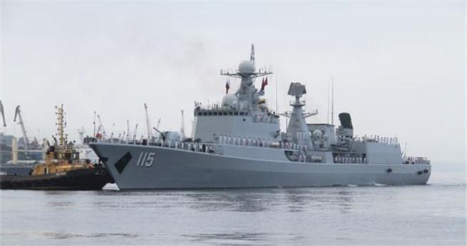 Chinesische Marineschiffe führen erstmals mit Russland Übungen im Baltischen Meer durch