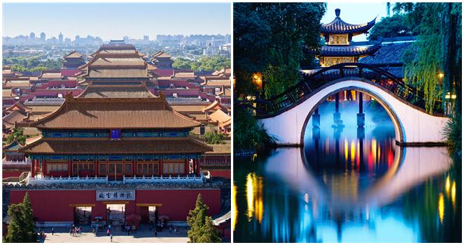 Die zehn besten Tourismusstädte auf dem chinesischen Festland