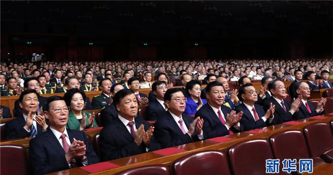 China veranstaltet große Gala zum 90-jährigen Bestehen der PLA
