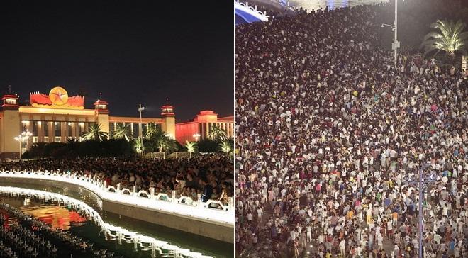 Platz des 1. August: Tausende Besucher gedenken Gründung der VBA