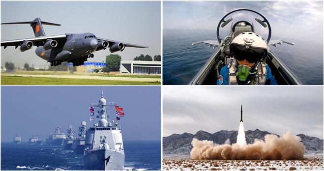Meilensteine der Volksbefreiungsarmee: Der Aufbau von Chinas Militärmacht