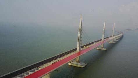 China - Heimat der höchsten und längsten Brücken