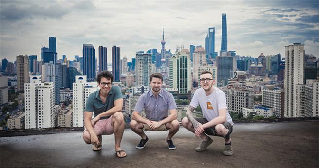 Drei amerikanische Unternehmer realisieren ihren chinesischen Traum