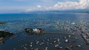 Fischfang im Südchinesischen Meer beginnt