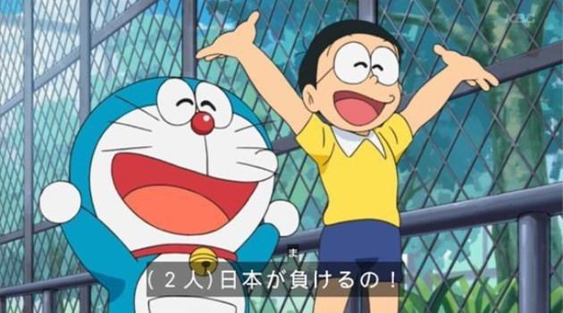 Chinesische Zuschauer loben Doraemons Freude über die Niederlage Japans im Zweiten Weltkrieg