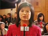 中央テレビ局の記者