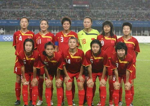 女子サッカー予選、中国がアルゼンチンに勝利