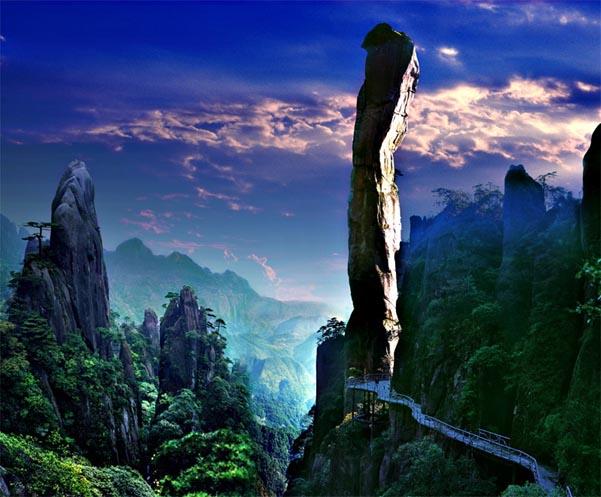 江西省三清山の自然_China.org.c...