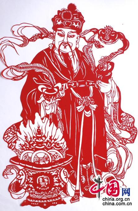 吉祥を祈る中国の民俗