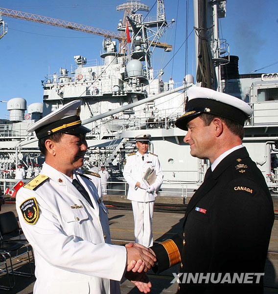 中国人民解放軍海軍の対外交流の...