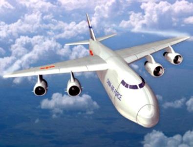 中国初の国産大型航空機、年内に100機の受注目指す。 中国の大型旅客機の完成イメージ図 中国商用