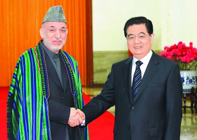 胡錦涛主席とアフガン大統領が会談コメントコメント数:0最新コメント一覧同コラムの最新記事コラム一覧