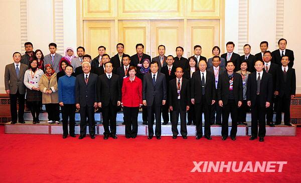 劉雲山氏、中国-ASEANメディア協...