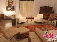 嵩祝寺は北京の北河沿大街25号にあり、西側にある智珠寺と共に北京市文化財保護に指定されている。