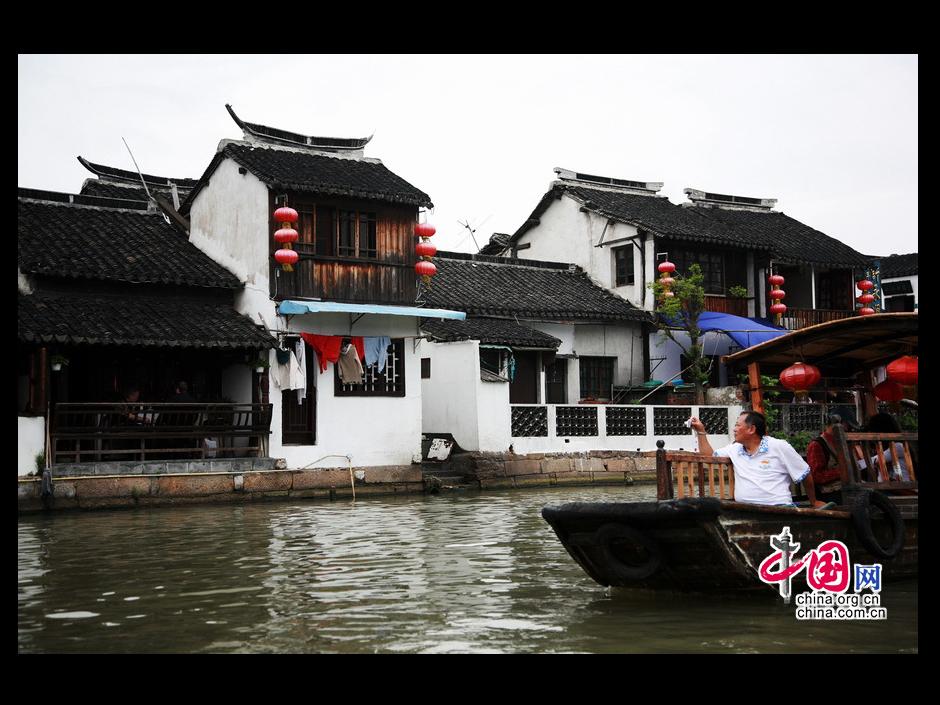 上海・朱家角
