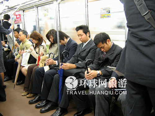 Train molester of tokio city busted - 5 1