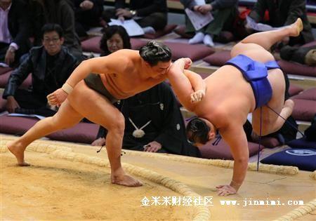 初の中国人幕内力士「相撲には必ず明るい未来がある」_中国網_日本語