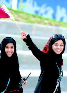 ベールを脱いだおしゃれな中東の女性たち_中国網_日本語