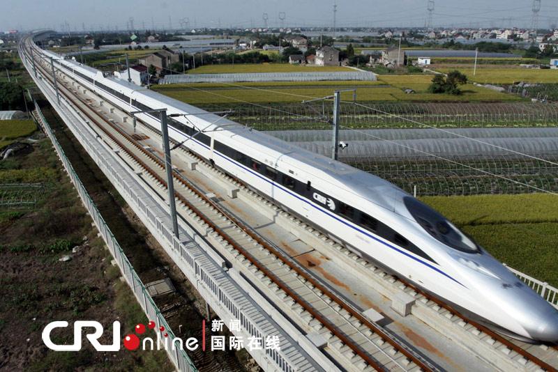 高速鉄道の総延長、2020年に1.6万キロに