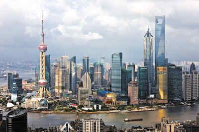 上海市政府「2020年に国際貿易セ...
