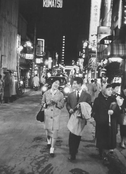 米国カメラマン撮影1950年代末の日本の若者 中国網 日本語