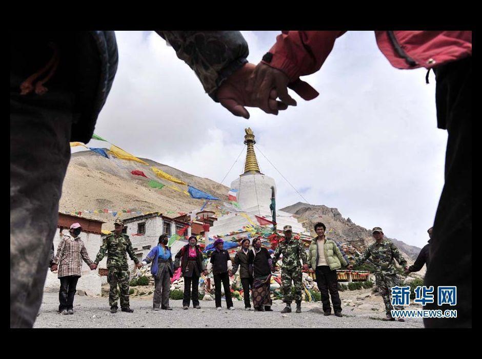 共産党創立90周年 世界の頂上から祝福届く_japanese.china.org.cn