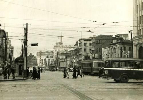 貴重な古い写真:第二次世界大戦勃発前の東京