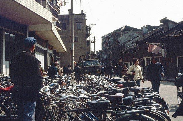 珍しい 1986年の上海のカラー写真(30枚)_中国網_日本語