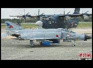 米空軍のF-4Eを改造した戦闘機「F-4EJ」