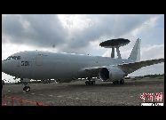 早期警戒管制機E-767