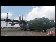 C-130輸送機「ハーキュリーズ」