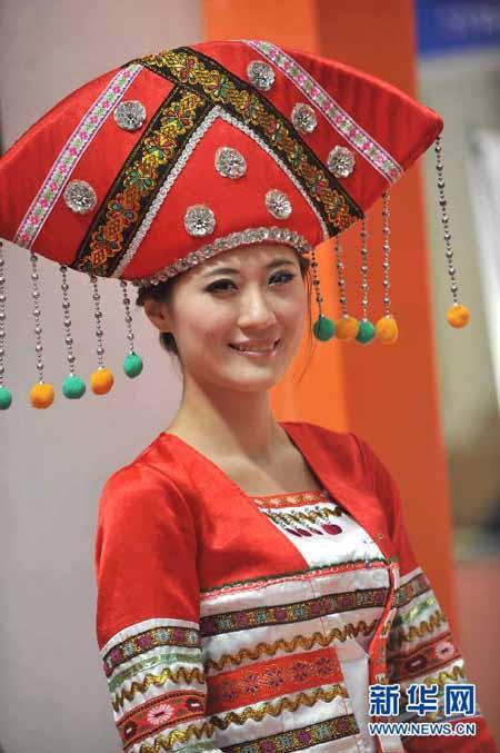 広西壮(チワン)族自治区南寧で開かれている第8回中国ーASEAN博覧会... 中国ーASEAN博