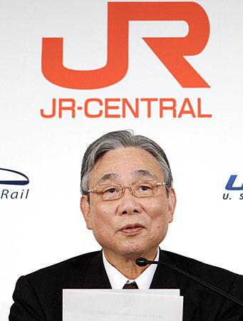 JR東海会長はなぜ中国に挑むのか...