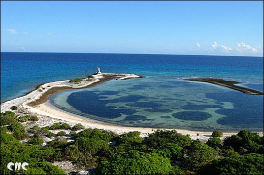 西沙諸島観光年内開放 主権宣誓...