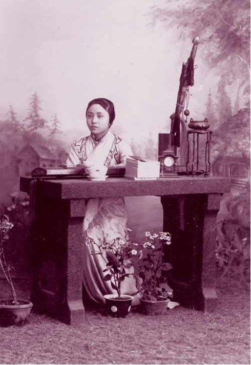 外国人が撮影した1912年の上海の...