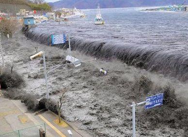 津波から稲妻まで 自然災害のエ...